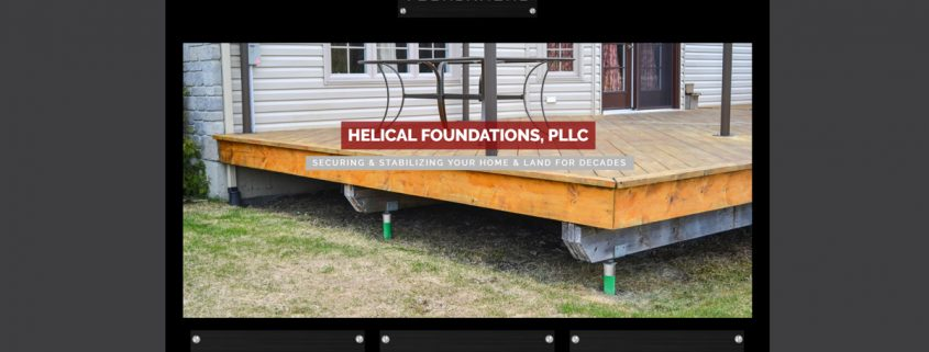 Helical Foundations