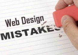 Common Website Design Mistakes - WebDesign499
