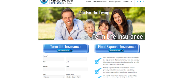 Nationwide Life Plans WebDesign60 Adorable Nationwide Life Insurance Quotes Online