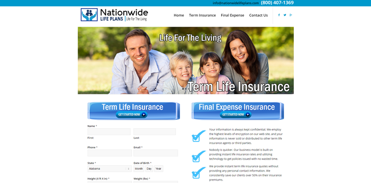 Nationwide Life Insurance Quotes Online Enchanting Nationwide Life Plans