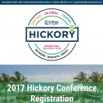 2017 Hickory Conference